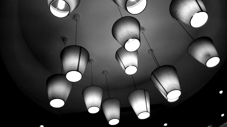 Light Bulb Indoors  Blackandwhite No People Lighting Equipment Mobilephotography Check This Out Ceiling Architecture Ceiling Architecture Curves And Shapes EyeEm Gallery EyeemPhilippines EyeEmCDO Eyeemcagayandeoro Welcome To Black