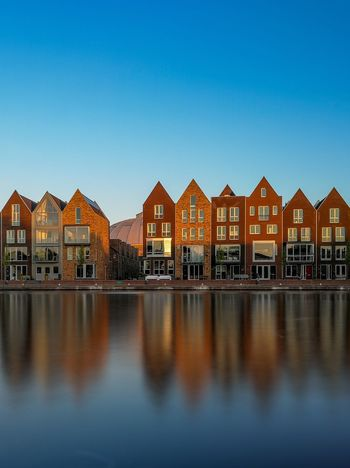 Last light Haarlem Built Structure Architecture Building Exterior Reflection Water House Waterfront Blue No People Traveling Long Exposure EyeEm City Holland Eyeemphotography Netherlands Cityscape Travel Travel Destinations Photooftheday Travel Photography Residential Building EyeEm Gallery EyeEm Best Shots