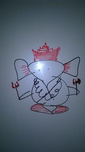 Ganesh GaneshChaturthi Sketching Sketching ☺ Paper Ink Sketch Art
