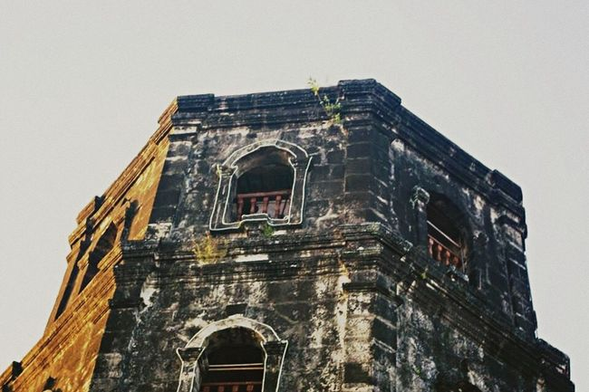 San Ildefonso De Toledo Church. Low Angle View Architecture Building Exterior Built Structure Clear Sky No People Sky Outdoors Day First Eyeem Photo