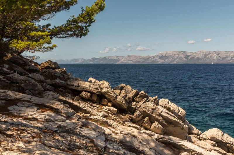 #Island #Nature  #beautiful #croatia #hiking #mjlet #sea Beauty In Nature Nature Outdoors Scenics Water