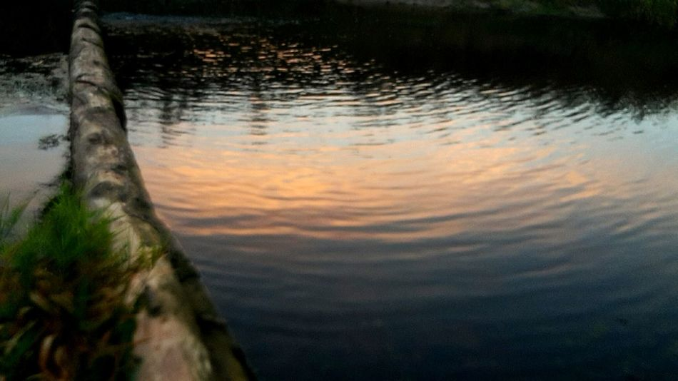 Herbst 2016 Ferien2016 Beauty In Nature Nature No People Outdoors Schöne Aussicht 😍 Krass Nice Fresh Cool Mega😍❤ Schönes Weter Germany🇩🇪 Fluss Sonnenuntergang 🌇 Wasser