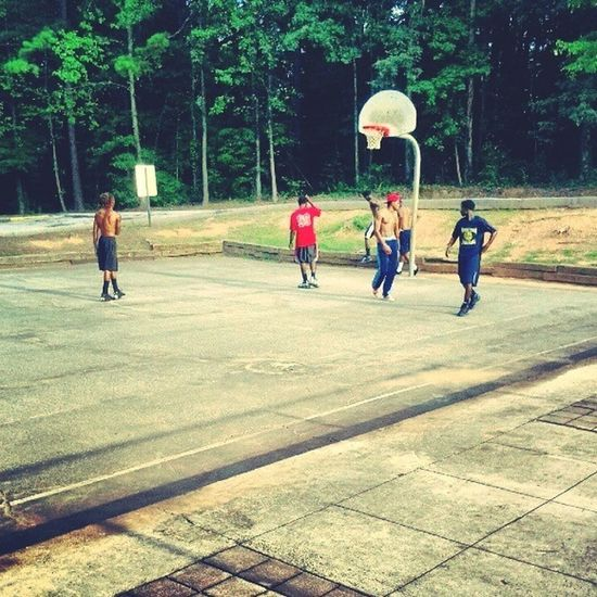 Old hoopin session