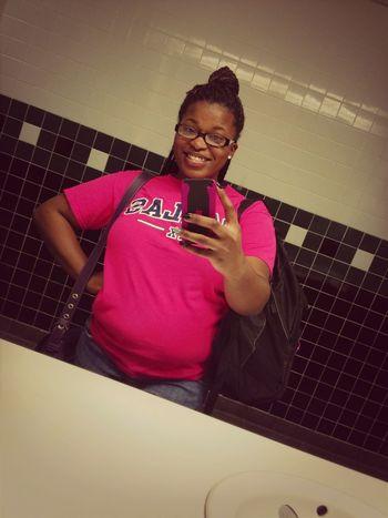 Headed to class #HappyTuesday #Smiles #LovingLife #Happy #MM ❤