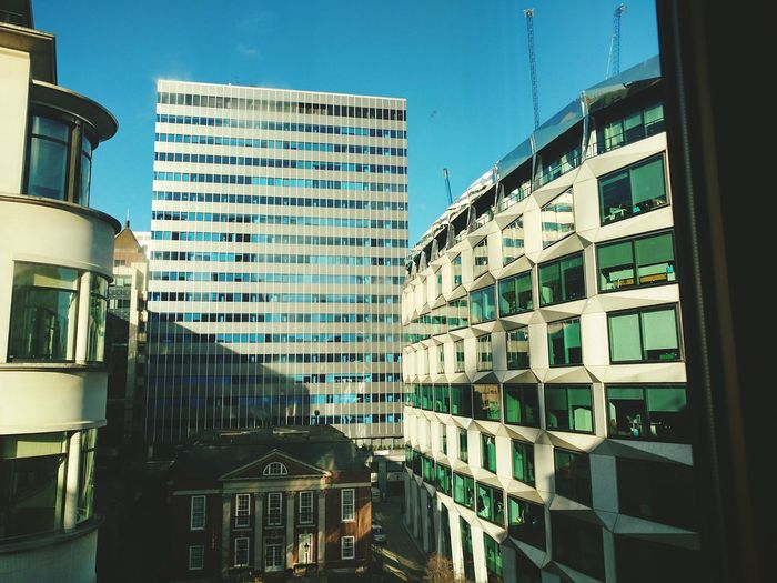 London Office View