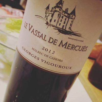 Malbec de Cahors Bien terminer son week-end. Wino collection. Instawine Wine Rouge Home