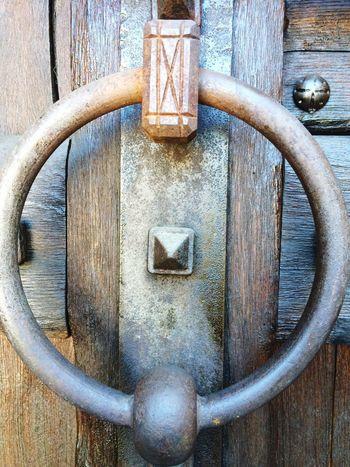 Door Knocker Castle Door Castles Ironwork  Castello Di Amorosa Door