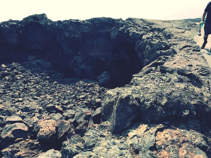 Craters of the moon lava flow Craters Of The Moon Idaho EyeEm Nature Lover EyeEmNewHere Nature Rock Tree Day Solid Sunlight Beauty In Nature Tranquility Rock - Object Scenics - Nature Outdoors EyeEmNewHere