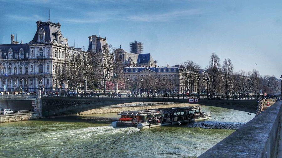 Taking Photos La Seine Paris Parisjet'aime Hdr_Collection Hdr Edit HDR
