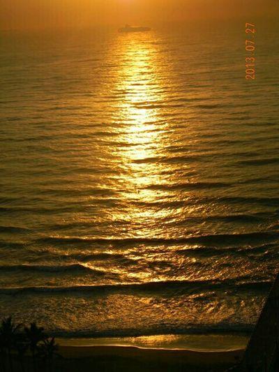 Sunrise Getting Inspired