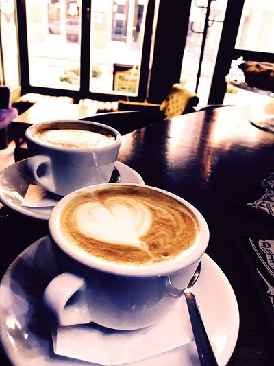 Coffee addicted EyeEmNewHere Coffee Coffee ☕ Coffeelover Wroclaw, Poland