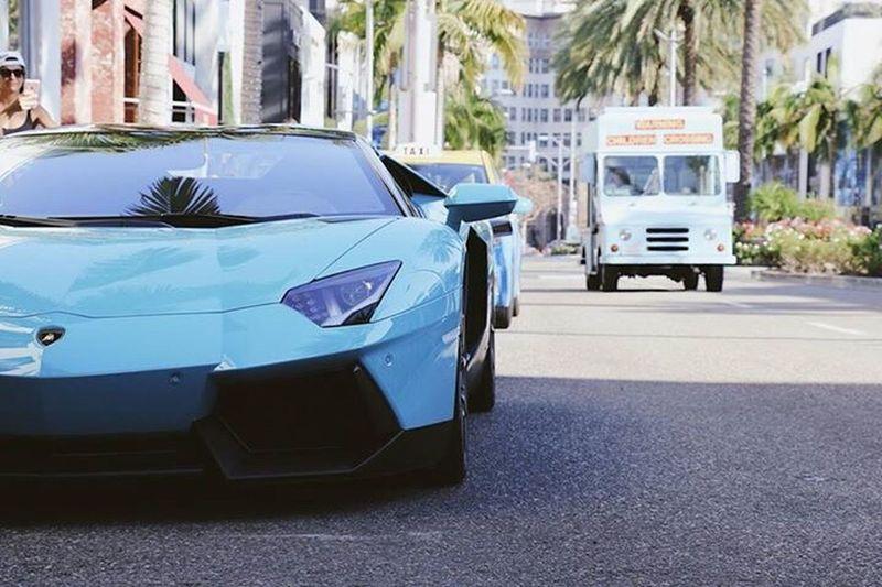 Lamborghiniaventadorsuperveloce City Mode Of Transport