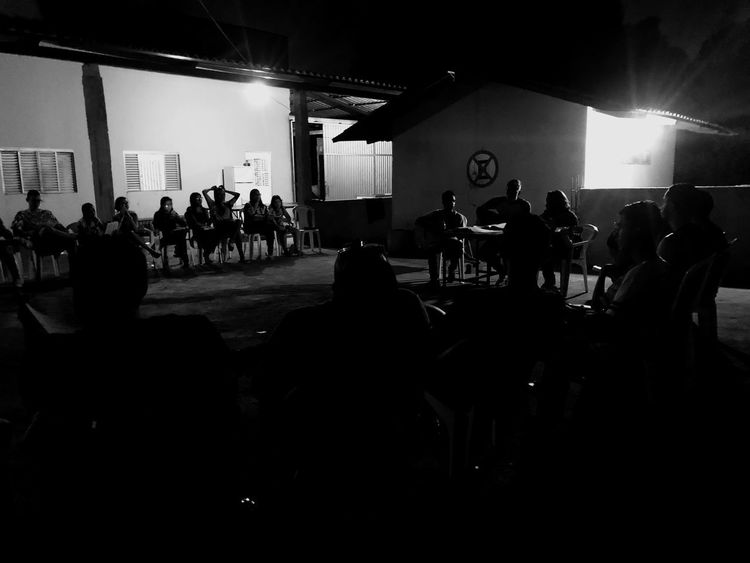 Blackandwhite Photography Black And White Photography Black & White Black And White Blackandwhite Group Of People Crowd Large Group Of People Real People Men Lifestyles Event Night Enjoyment Arts Culture And Entertainment Nightlife Audience Illuminated Silhouette