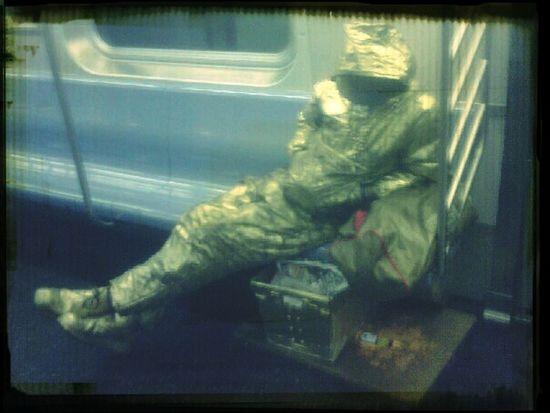 Goldman Subway Nyc Transit
