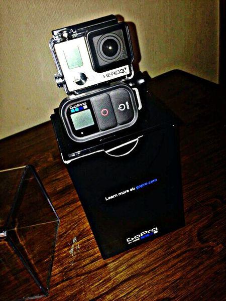 Nueva GoPro Hero3+ New Camera Gopro Likeit Click Click 📷📷📷