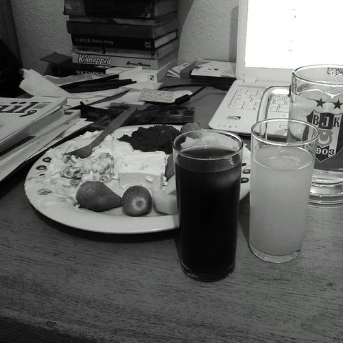 Turkish Raki Rakı Black And White Blackandwhite Black & White