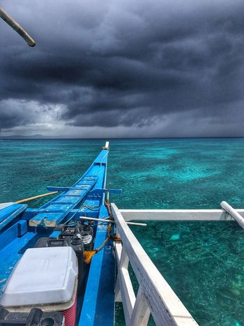 Sea Nature Water Sky Nautical Vessel Beauty In Nature Scenics Cloud - Sky Outdoors Tranquility Day No People Horizon Over Water