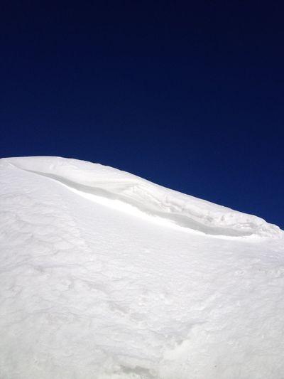 Snow or sky? IPSMinimal