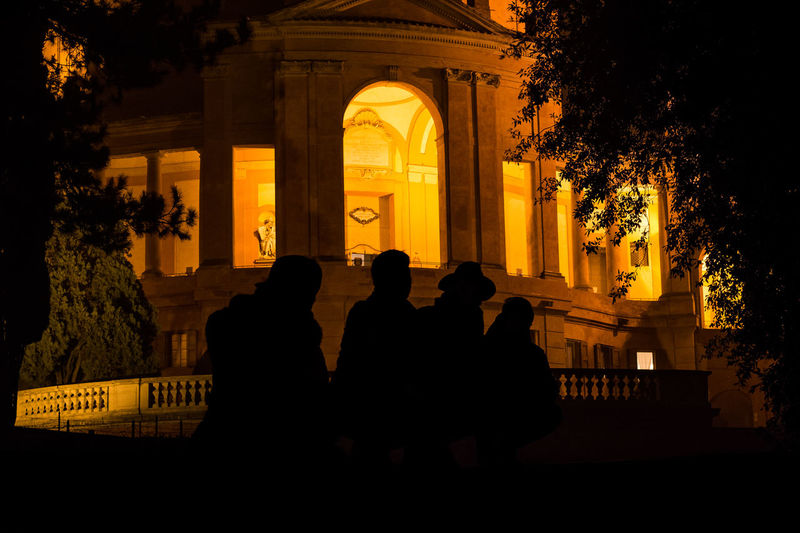 4friends Arcade Architecture Bologna Cold Day Friends Friendship Italia Italy Light Memories Night Orange San Luca Shadow Tree Trees Winter Yellow Church Nikonphotography NikonD7100 Nikond7100photography Nikon