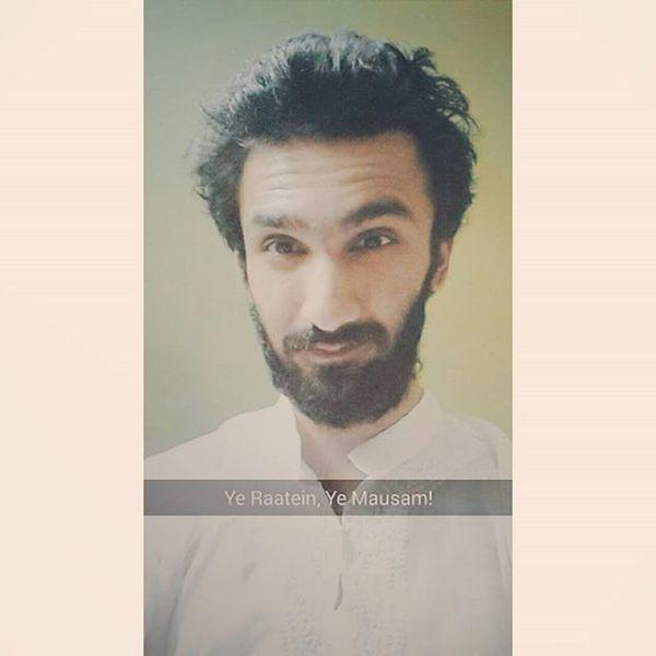 Ha-ha-ha! My unkempt beard! Tb Lastseason Monsoon RainyDay Beard Wooo Delhidiaries Solong Tadaa
