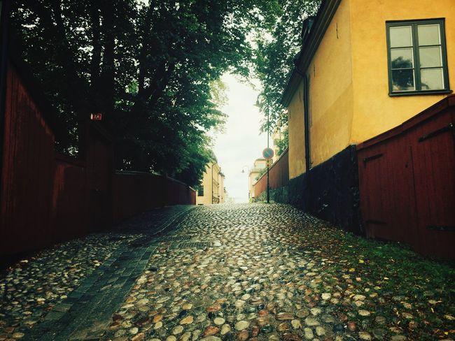 Rain Stockholm I Mitt Hjärta Stockholm I Miss You