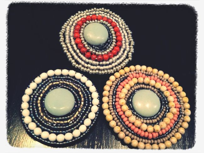 Beads Handmade By Me Mlc.handmade Accessory Beadwork