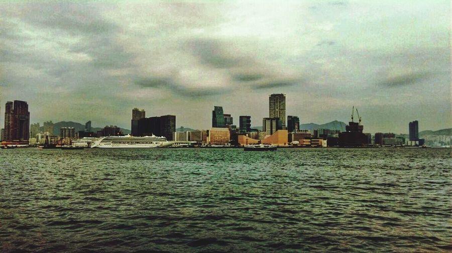 City Skyline Cityscape My City Taking Photos