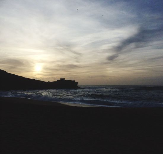 Sunset Ericeira Portugal ericeira First Eyeem Photo