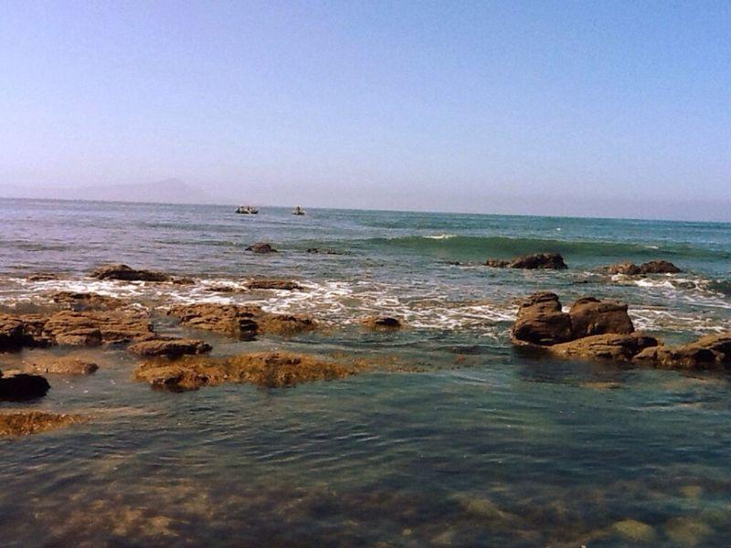 El Sauzal Beach