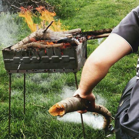 Burn Burning Bonfire🔥 Brazier Mayday