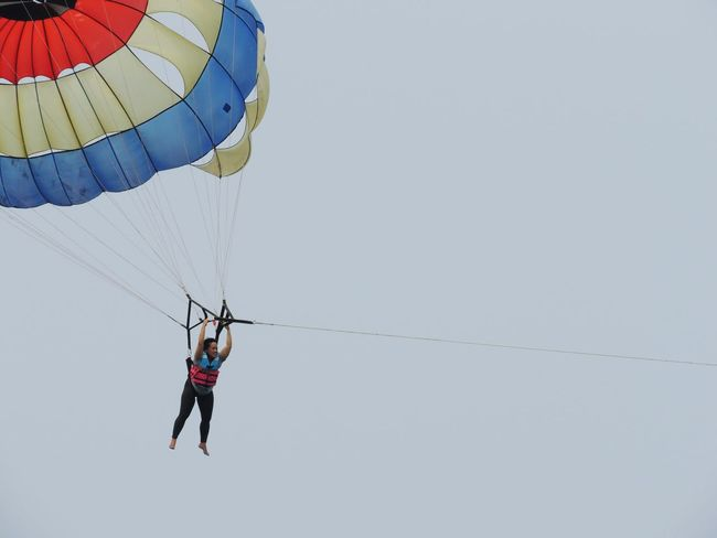Parasail Parasailing Anyer <3 Anyer Beach Pantai Anyer Anyerbeach Anyer  Indonesia_photography EyeEm Indonesia Indonesia_allshots INDONESIA That's Me!