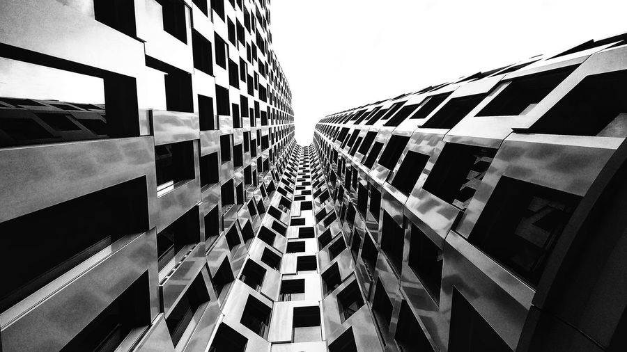 Upper west 🔄 Architecture_collection Bnw Bnw_collection Bnw_friday_eyeemchallenge Berlin Abstract Art Cityscape City Life Citylights Urban Exploration Exploring Travel Destinations Travel Sky Architecture Skyscraper Building Tower Skyline Cityscape Urban Skyline Financial District  The Architect - 2018 EyeEm Awards