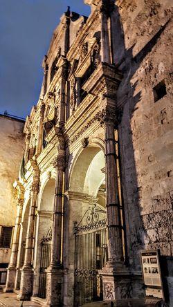 Cagliari antica Brilliant Colors Photography Photo Sardegna Eyeemphotography EyeEm Instgram Instagramlove Night No People Spirituality Travel Destinations Sky Outdoors