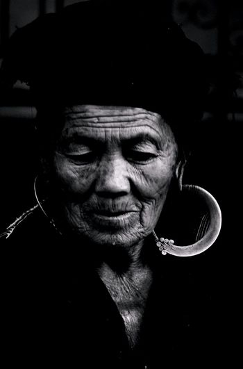 Mucangchai Vietnam October2015 Travel Photography EyeEm Vietnam People Photography People Of EyeEm Black And White Portrait Eyeem People + Portrait