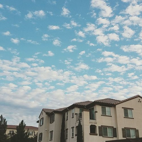 Inspiration... Cloud - Sky Sky Architecture Built Structure Building Exterior City Residential Building Travel Destinations No People Outdoors Day First Eyeem Photo