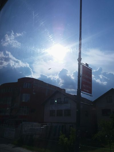 Cloud - Sky Sky Outdoors No People Architecture City Building Exterior Bosnia And Herzegovina
