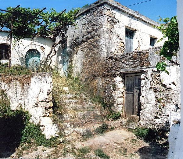Old Derelict