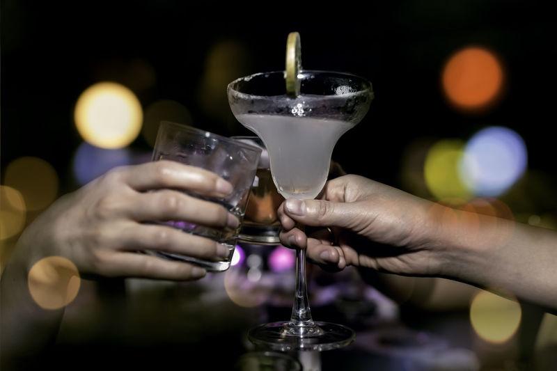 happy drink at