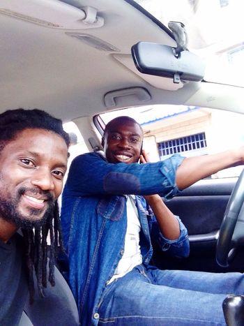 Hanging Out Hello World Letsgo Buea Cameroon