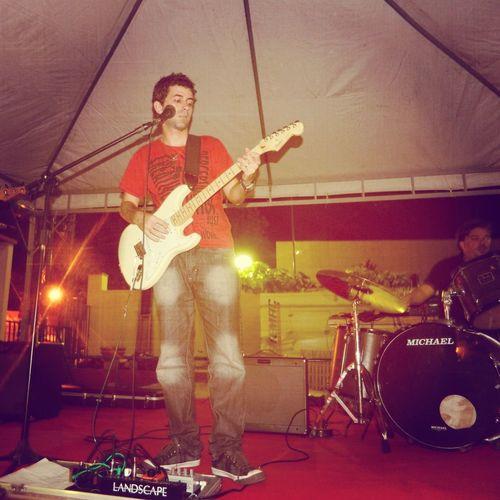 Festa Beneficente da Faculdade Joaquim Nabuco ShowMeYourDarkSide Show Olinda Guitar