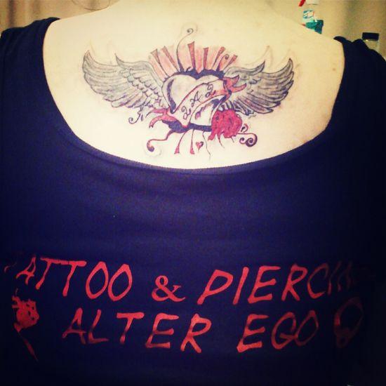My first tattoo ^ - ^