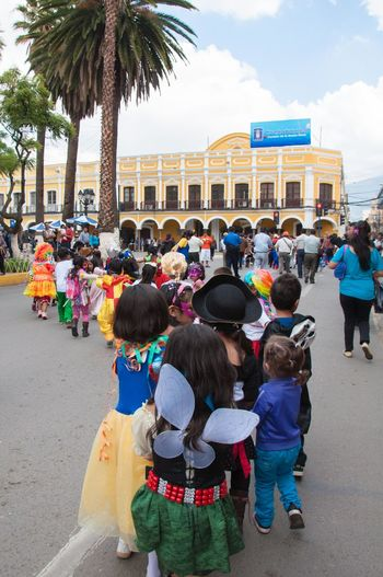 Bolivia Carnival Carnival Crowds and Details Celebration Children Cochabamba Fun Joyful Kids Snowwhite Childhood Costume Costumes Culture Culture And Tradition Cultures Day Dressing Up Fun Times Joy Kids Having Fun Large Group Of People Leisure Activity Party People