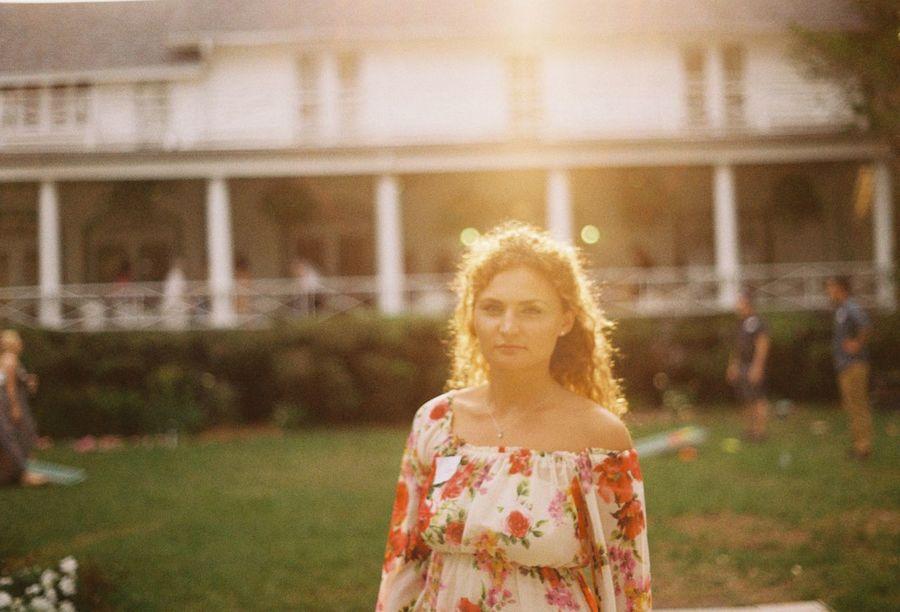sunshine sister :) Film Photography 35mm
