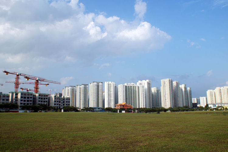 New Singapore housing at Sengkang Area. City Life Singapore Singapore View Architecture Building Exterior City Cıty Life Day New Building  No People Outdoors Property Property Market Propertydevelopment Singapore Building Singapore City Singapore Flat Singapore Housing Singapore Property