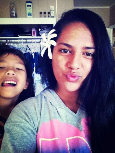 Gonna Miss My Niece Rickelle(: