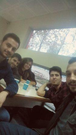 Selfie Friends Cbü Manisa People