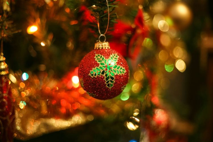 Christmas Tree Christmas Bauble Eye4photography  Glitter & Sparkle Merry Christmas Check This Out EyeEm Best Shots Beautiful