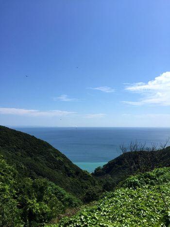 Summer Views Awaji Japan