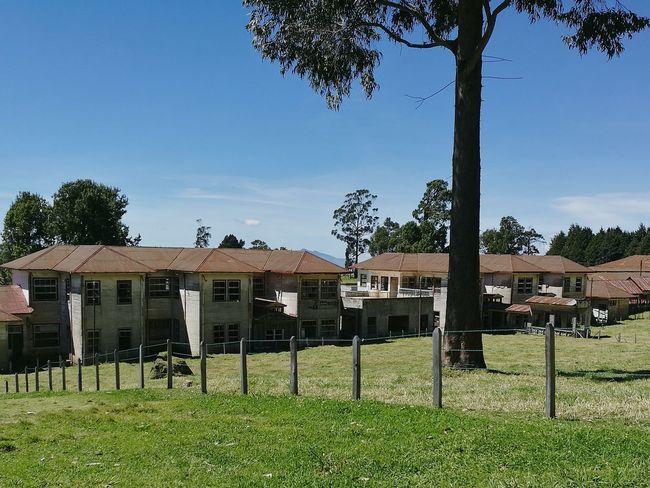 No People Architecture Outdoors Historical Building Sanatorium Sanatorio Durán