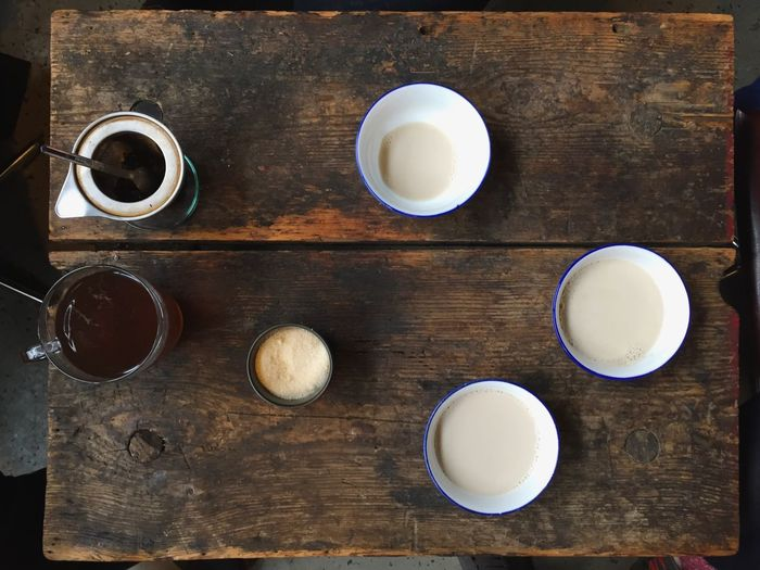 Masalachai Chai Tea Drinks Table Enjoying Life